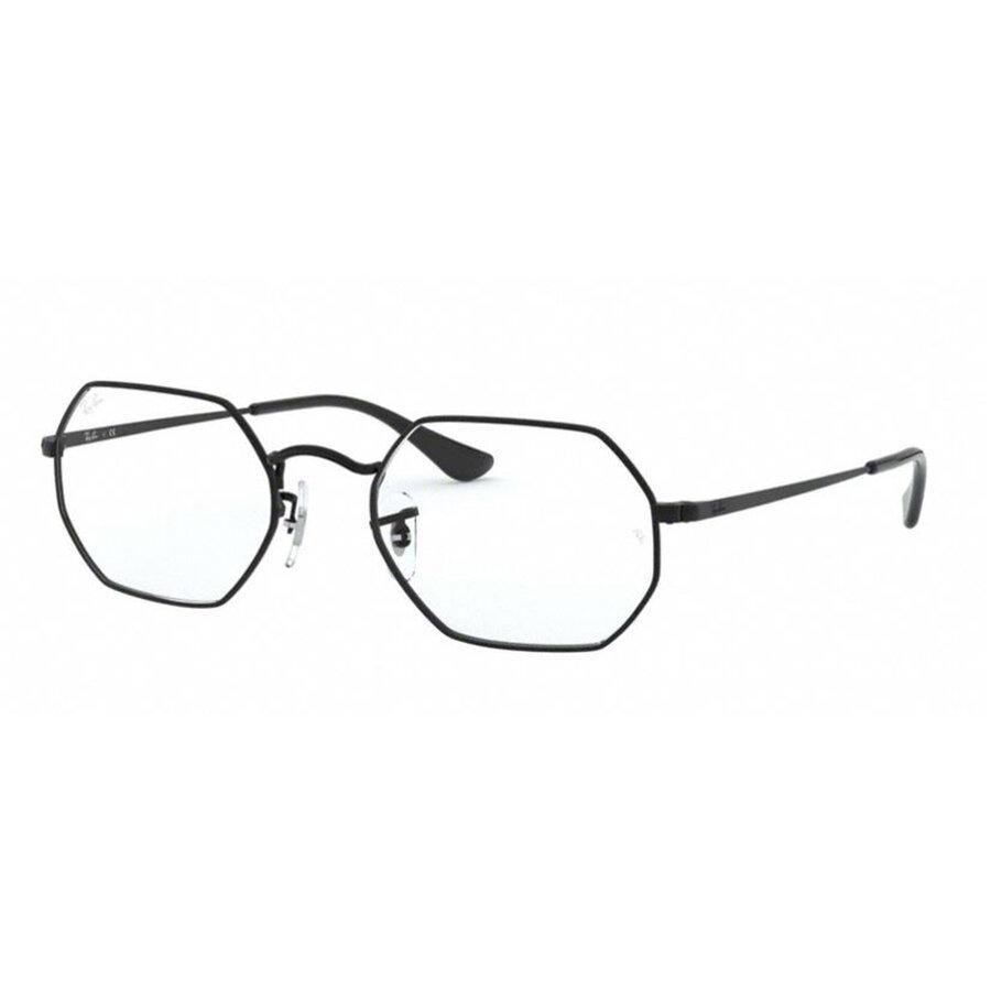 Rame ochelari de vedere unisex Ray-Ban RX6456 2509 Ovale originale cu comanda online