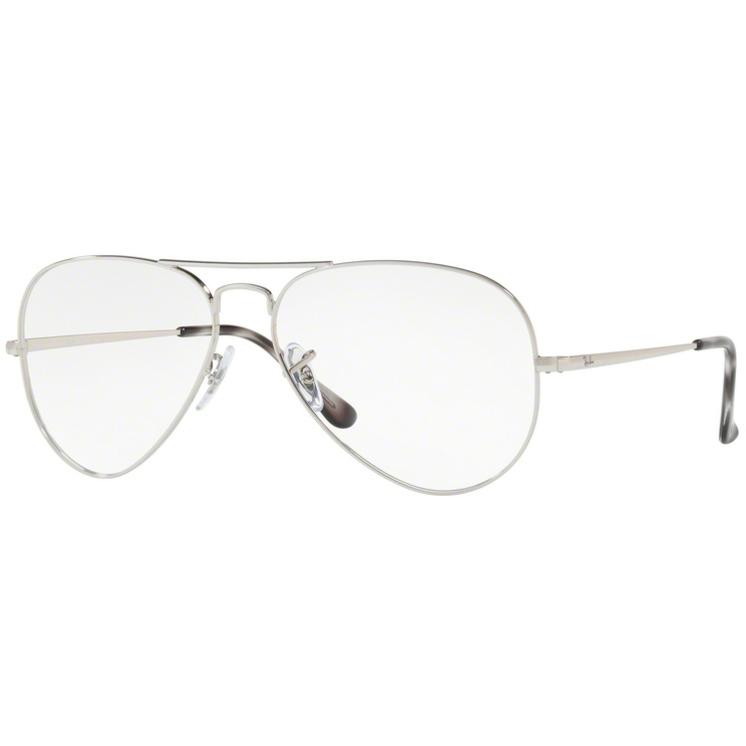 Rame ochelari de vedere unisex Ray-Ban RX6489 2501 Pilot originale cu comanda online