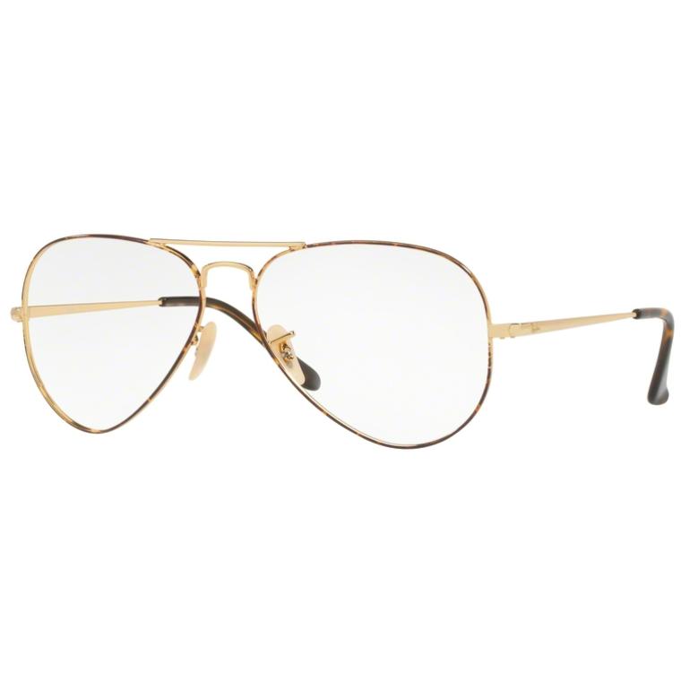 Rame ochelari de vedere unisex Ray-Ban RX6489 2945 Pilot originale cu comanda online