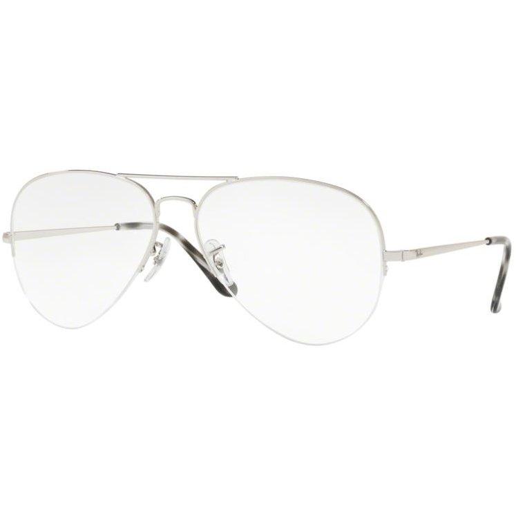 Rame ochelari de vedere unisex Ray-Ban RX6589 2501 Pilot originale cu comanda online