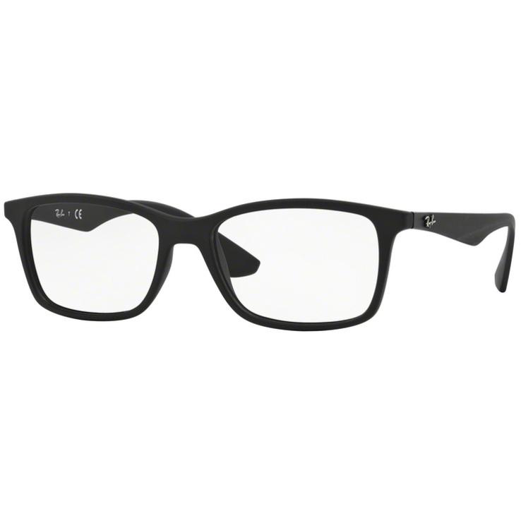 Rame ochelari de vedere unisex Ray-Ban RX7047 5196 Rectangulare originale cu comanda online