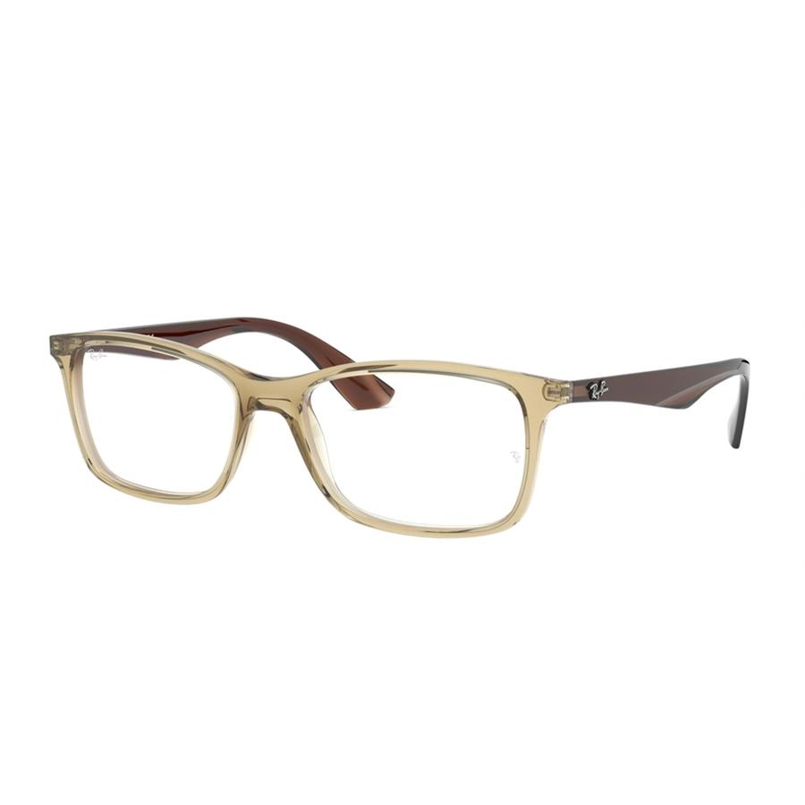Rame ochelari de vedere unisex Ray-Ban RX7047 5770 Patrate originale cu comanda online
