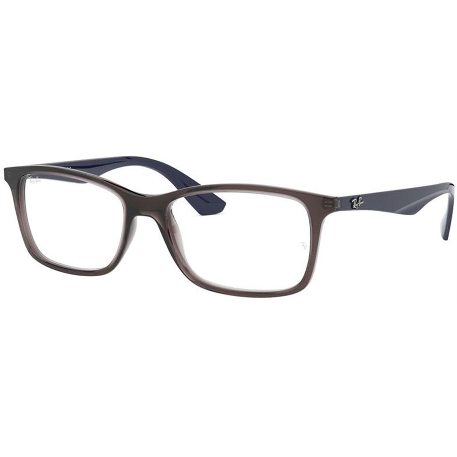 Rame ochelari de vedere unisex Ray-Ban RX7047 5848 Patrate originale cu comanda online