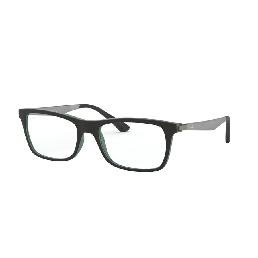 Rame ochelari de vedere unisex Ray-Ban RX7062 5197 Patrate originale cu comanda online