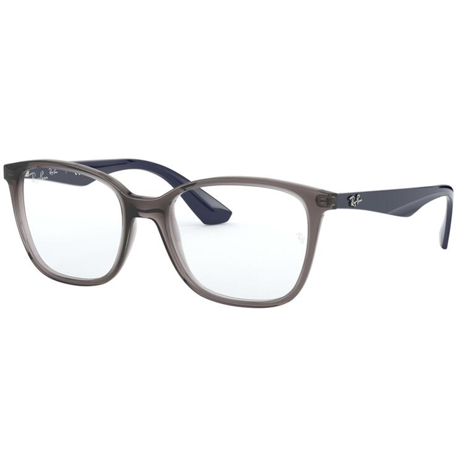 Rame ochelari de vedere unisex Ray-Ban RX7066 5848 Patrate originale cu comanda online