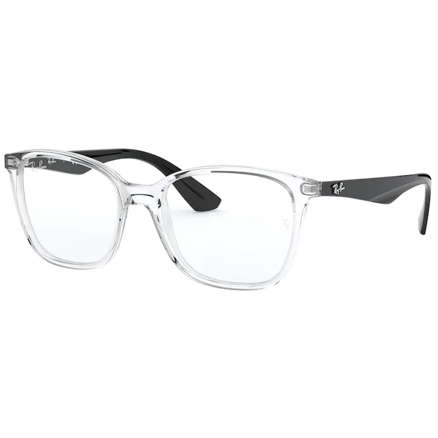 Rame ochelari de vedere unisex Ray-Ban RX7066 5943 Patrate originale cu comanda online