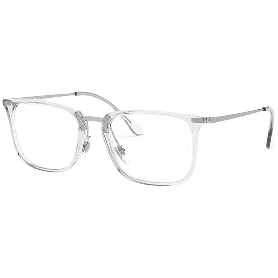 Rame ochelari de vedere unisex Ray-Ban RX7141 2001 Patrate originale cu comanda online