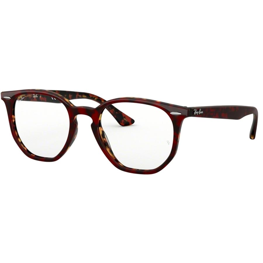 Rame ochelari de vedere unisex Ray-Ban RX7151 5911 Rotunde originale cu comanda online