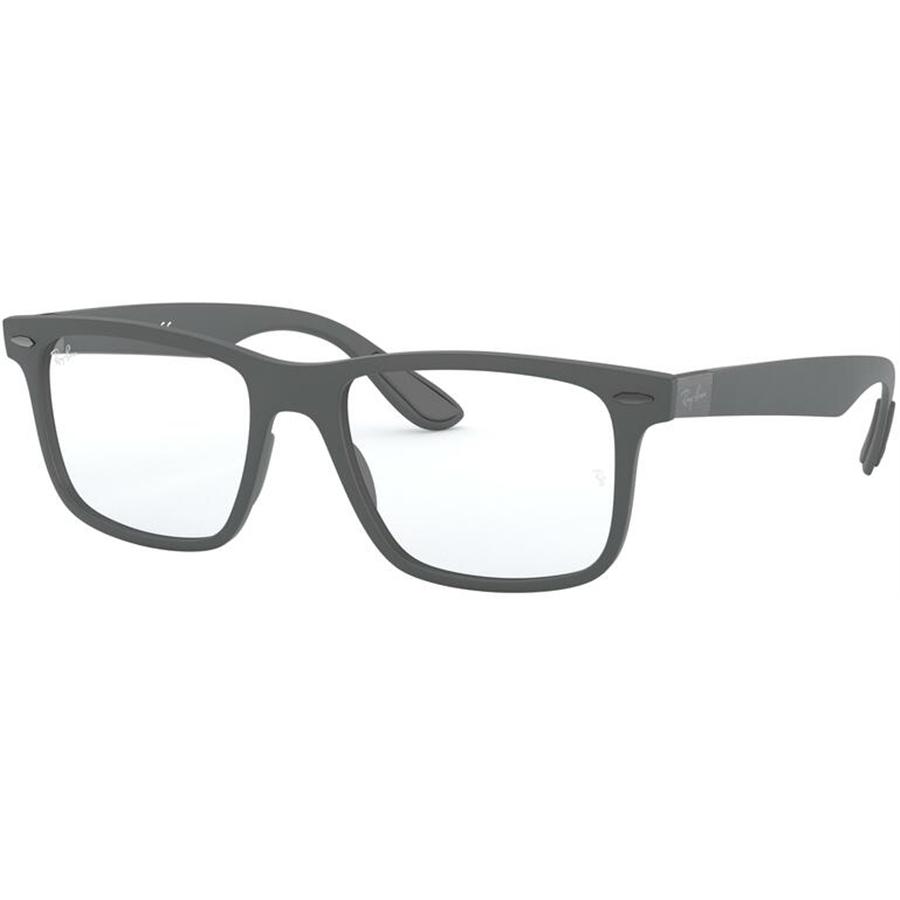 Rame ochelari de vedere unisex Ray-Ban RX7165 5521 Patrate originale cu comanda online