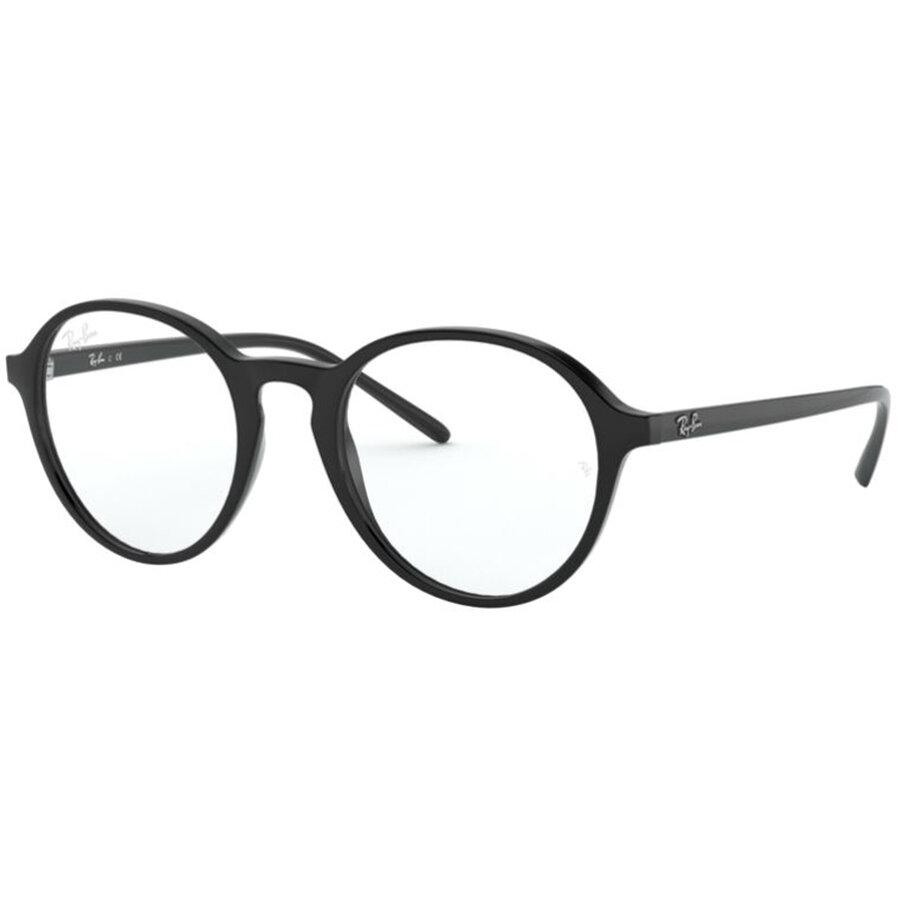 Rame ochelari de vedere unisex Ray-Ban RX7173 2000 Rotunde originale cu comanda online