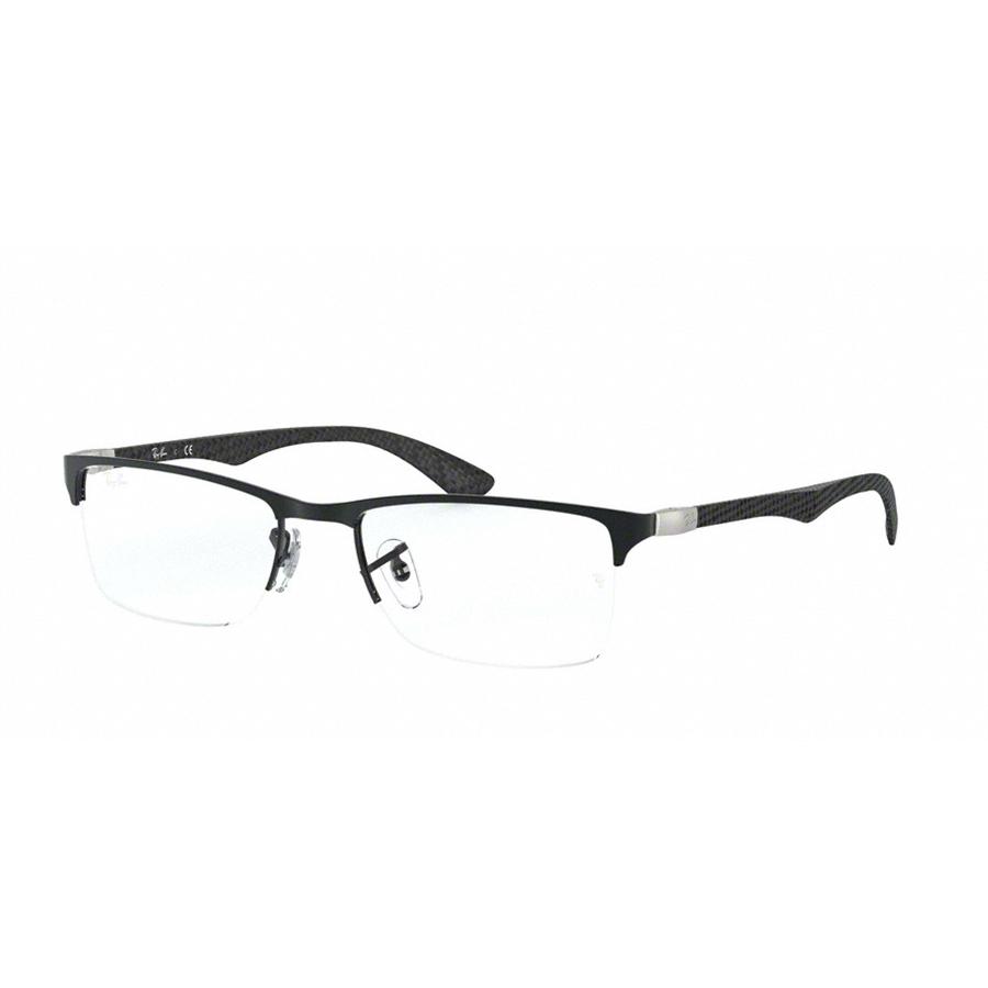 Rame ochelari de vedere unisex Ray-Ban RX8413 2503 Rectangulare originale cu comanda online