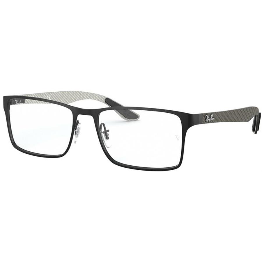 Rame ochelari de vedere unisex Ray-Ban RX8415 2503 Rectangulare originale cu comanda online