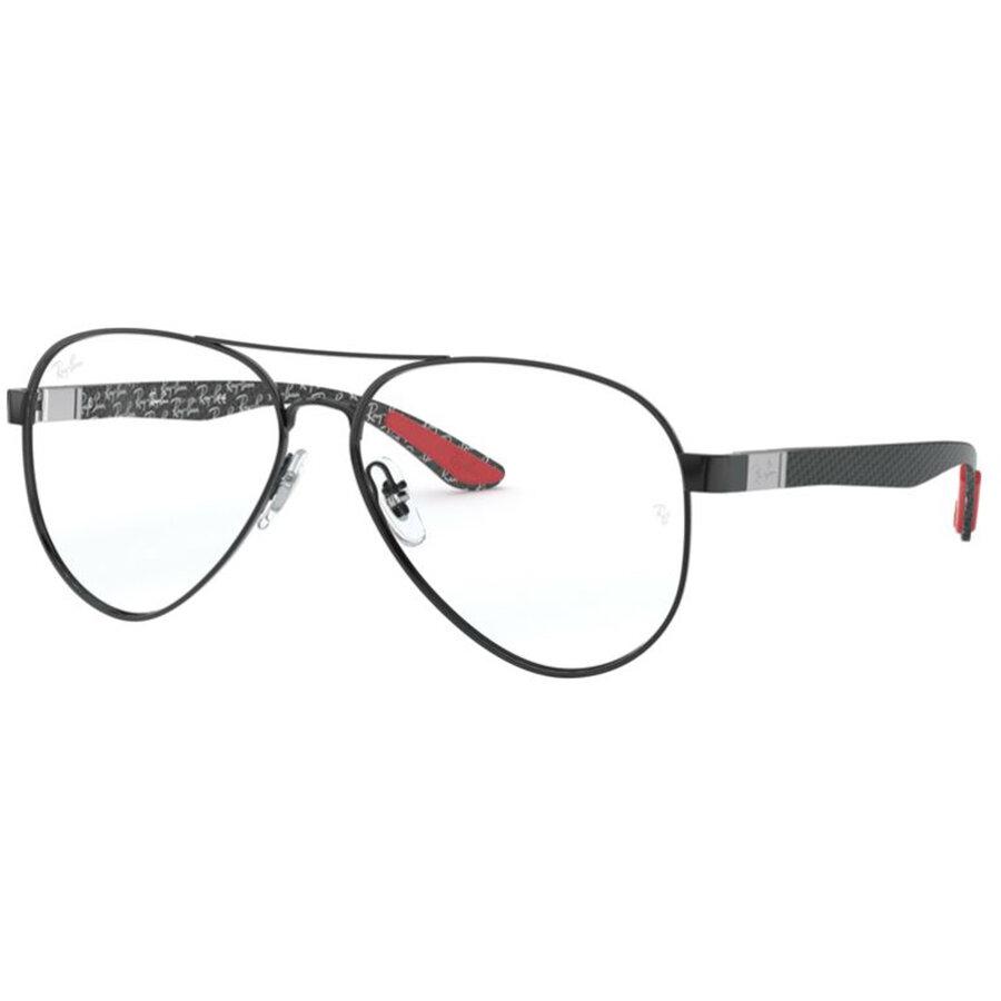 Rame ochelari de vedere unisex Ray-Ban RX8420 2509 Pilot originale cu comanda online
