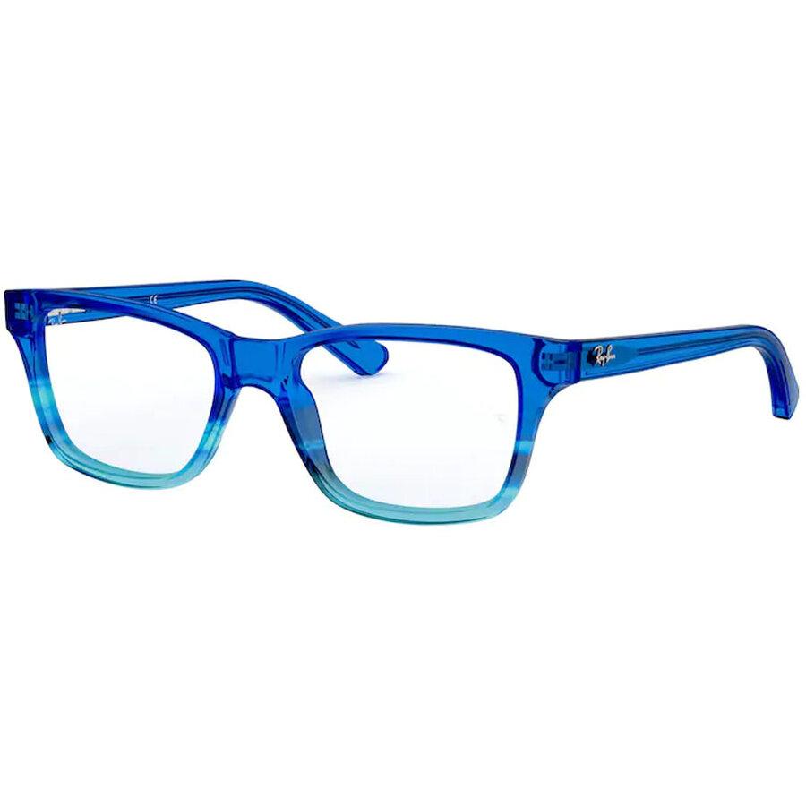 Rame ochelari de vedere unisex Ray-Ban RY1536 3731 Patrate originale cu comanda online