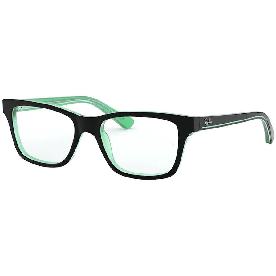 Rame ochelari de vedere unisex Ray-Ban RY1536 3764 Patrate originale cu comanda online