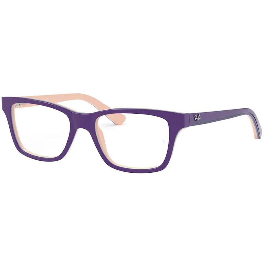 Rame ochelari de vedere unisex Ray-Ban RY1536 3818 Rectangulare originale cu comanda online