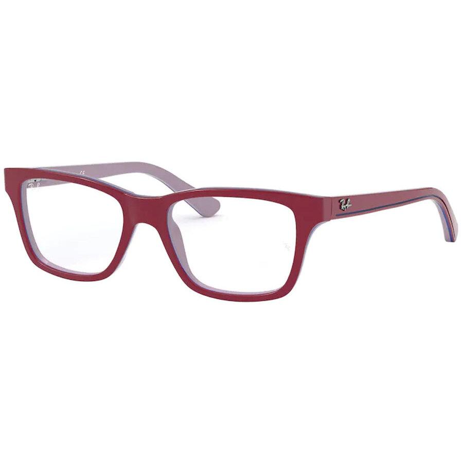 Rame ochelari de vedere unisex Ray-Ban RY1536 3821 Rectangulare originale cu comanda online