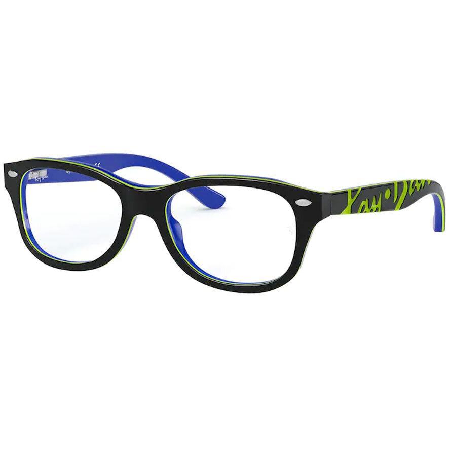 Rame ochelari de vedere unisex Ray-Ban RY1544 3600 Patrate originale cu comanda online