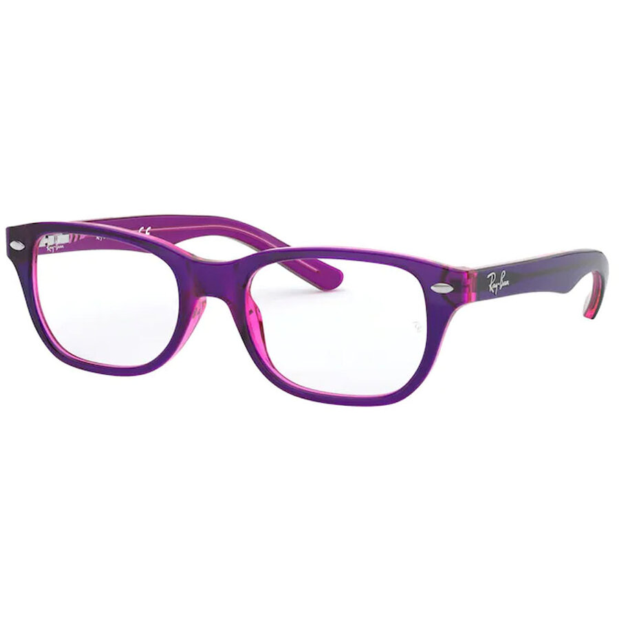 Rame ochelari de vedere unisex Ray-Ban RY1555 3666 Patrate originale cu comanda online