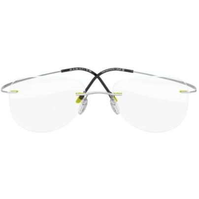 Rame ochelari de vedere unisex Silhouette 5487/00 6050 Ovale originale cu comanda online