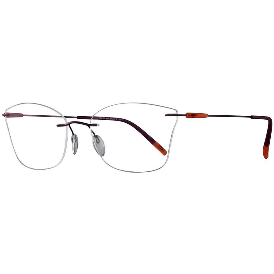 Rame ochelari de vedere unisex Silhouette 5500/BE 4040 Fluture originale cu comanda online