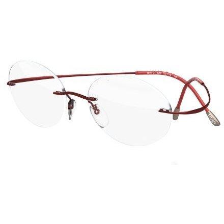 Rame ochelari de vedere unisex Silhouette 5515/70 3040 Ovale originale cu comanda online