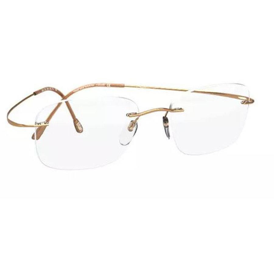 Rame ochelari de vedere unisex Silhouette 5515/70 7530 Patrate originale cu comanda online
