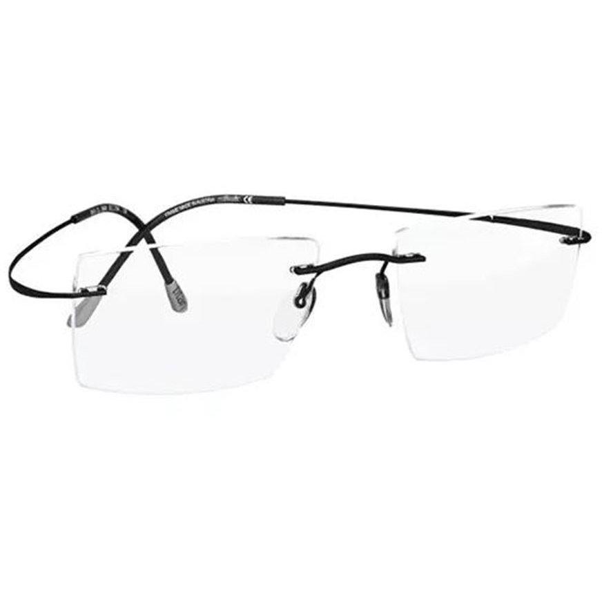Rame ochelari de vedere unisex Silhouette 5515/70 9040 Rectangulare originale cu comanda online