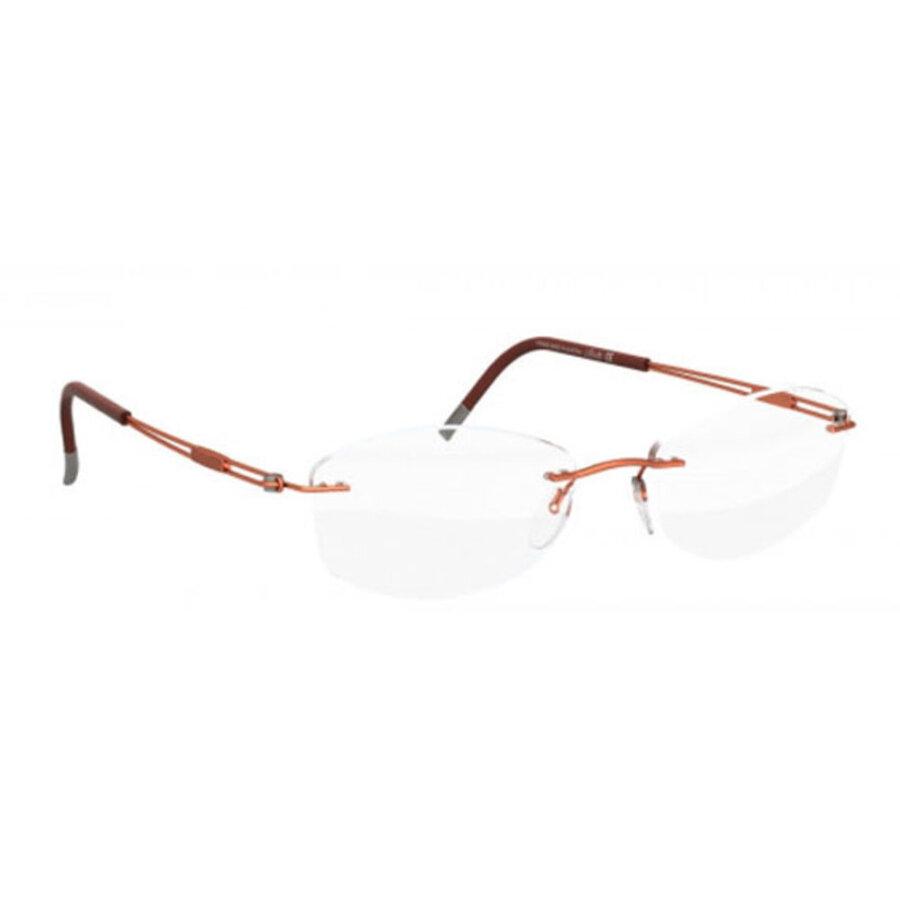 Rame ochelari de vedere unisex Silhouette 5521/FD 2540 Ovale originale cu comanda online