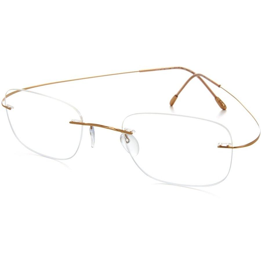 Rame ochelari de vedere unisex Silhouette 7610/20 6051 Rectangulare originale cu comanda online