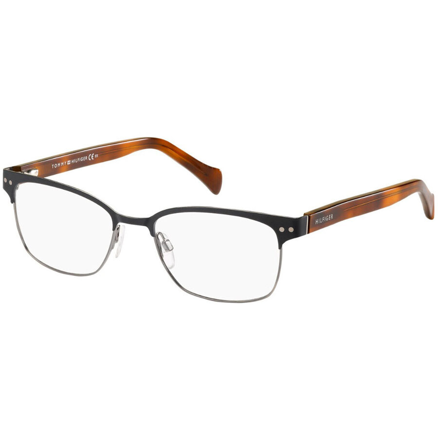 Rame ochelari de vedere unisex TOMMY HILFIGER TH 1306 VJC Browline originale cu comanda online