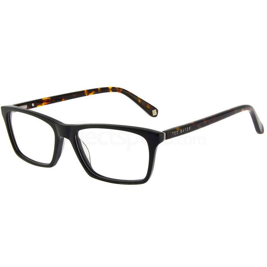 Rame ochelari de vedere unisex Ted Baker TB8122 001 Rectangulare originale cu comanda online