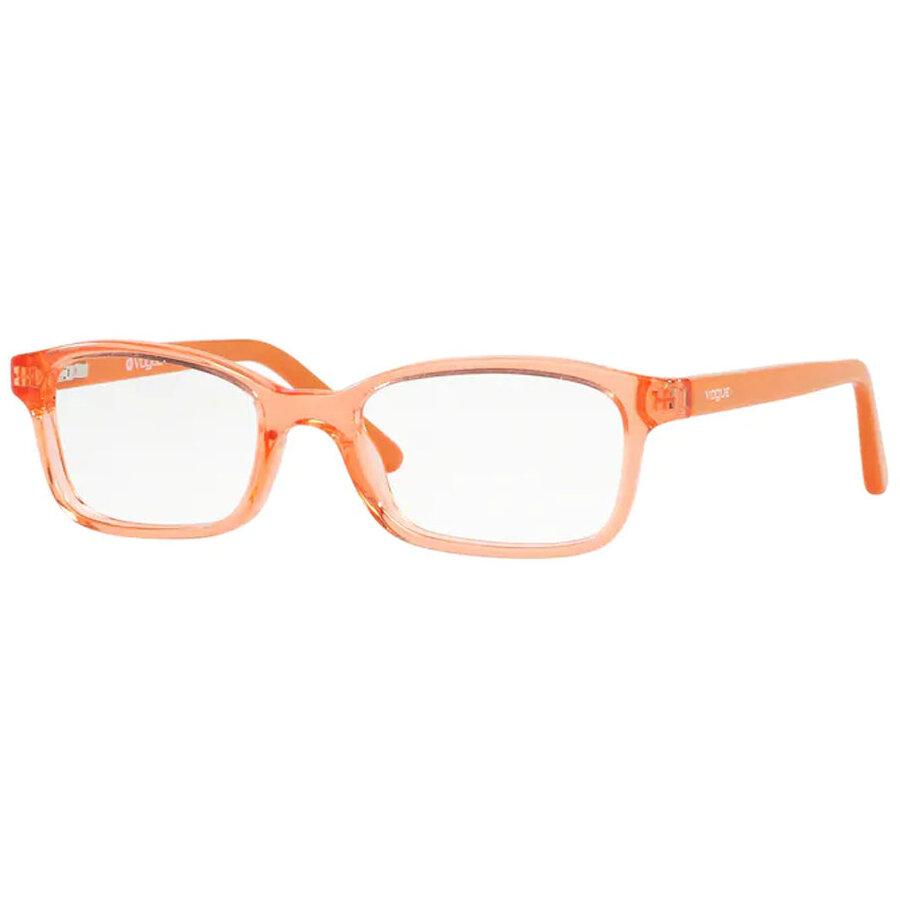 Rame ochelari de vedere unisex Vogue VO5070 2740 Rectangulare originale cu comanda online