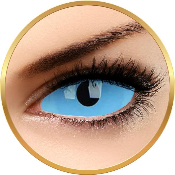 Sclera Athena Blue – lentile de contact colorate albastre anuale – 185 purtari (2 lentile/cutie) brand ColourVUE cu comanda online
