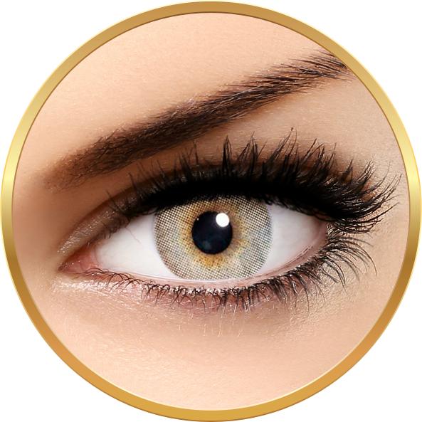 Solotica Natural Colors Cristal – lentile de contact colorate gri albe anuale – 365 purtari (2 lentile/cutie) brand Solotica cu comanda online