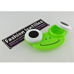 Suport pentru lentilele de contact broscuta Green Frog marca AuvaVision cu comanda online