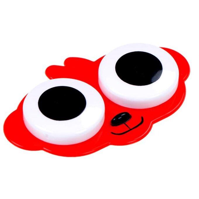 Suport pentru lentilele de contact catel Red Dog marca AuvaVision cu comanda online