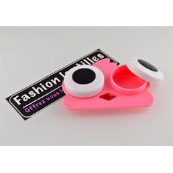 Suport pentru lentilele de contact pasare Pink Bird marca AuvaVision cu comanda online