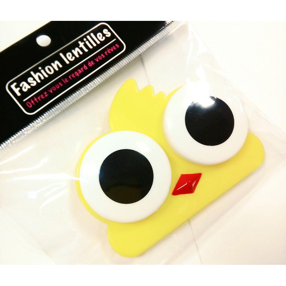 Suport pentru lentilele de contact pasare Yellow Bird marca AuvaVision cu comanda online